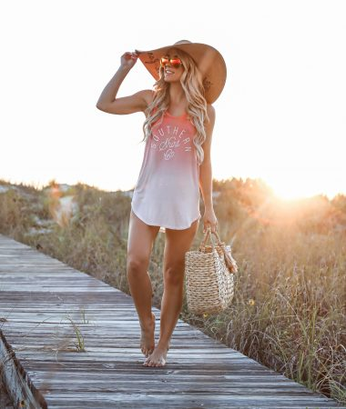 Youtube summer Lookbook video Southern Shirt Company