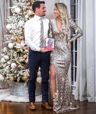 Walmart Holiday Christmas Card 2018 Laura Beverlin