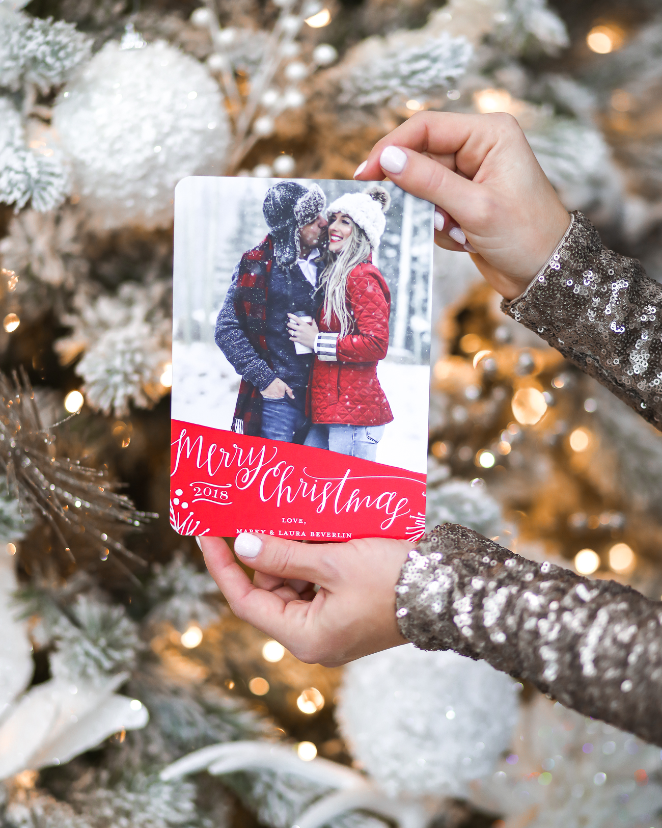 Walmart Holiday Christmas Card 2018 Laura Beverlin-3