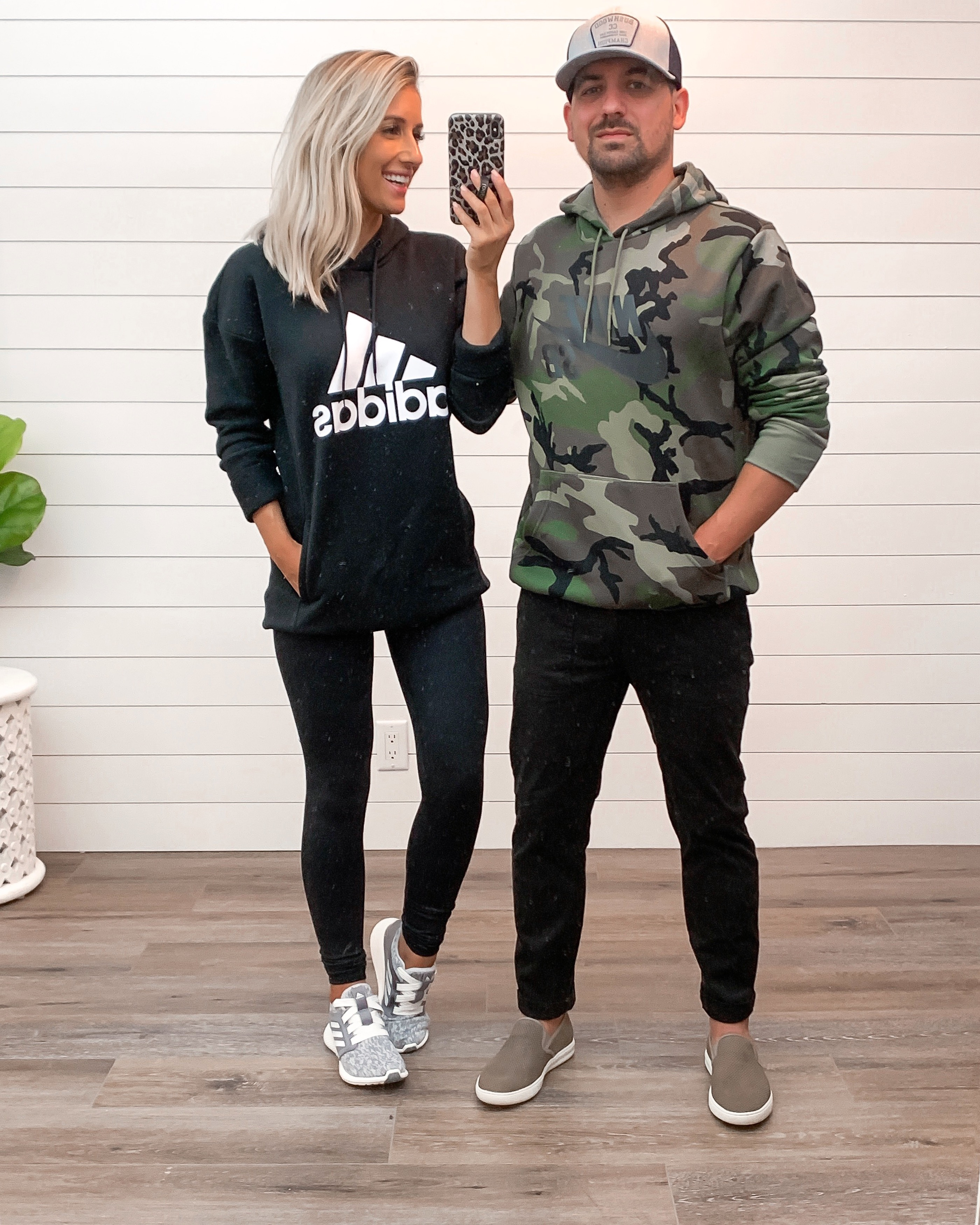 Nsale Nordstrom Annivresary Sale athleisure his & hers outfit Laura Beverlin Mark Beverlin