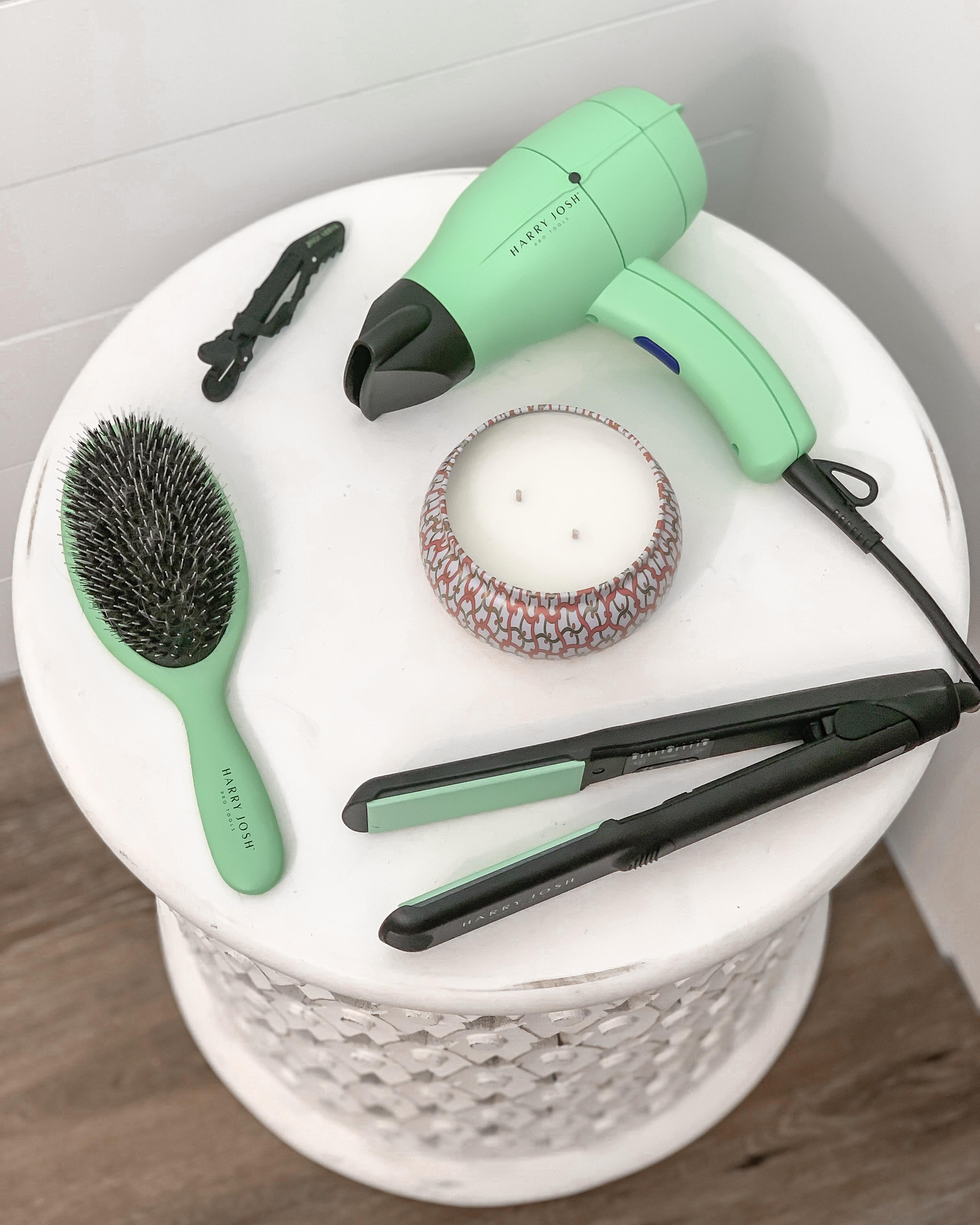 curling hair with straightener harry josh short hairstyle laura beverlin
