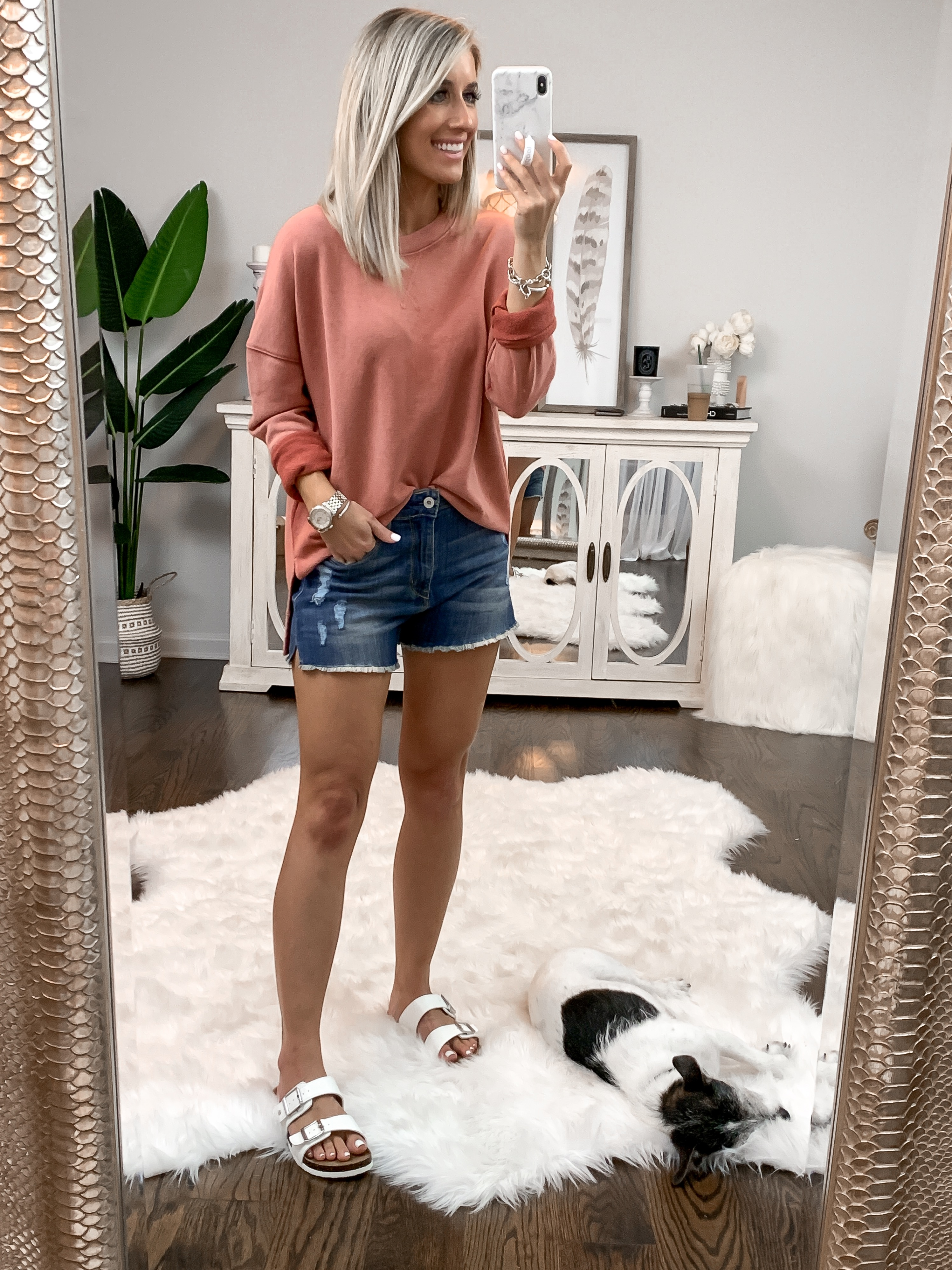 summer outfit under $25 Laura Beverlin affordable casual outfit