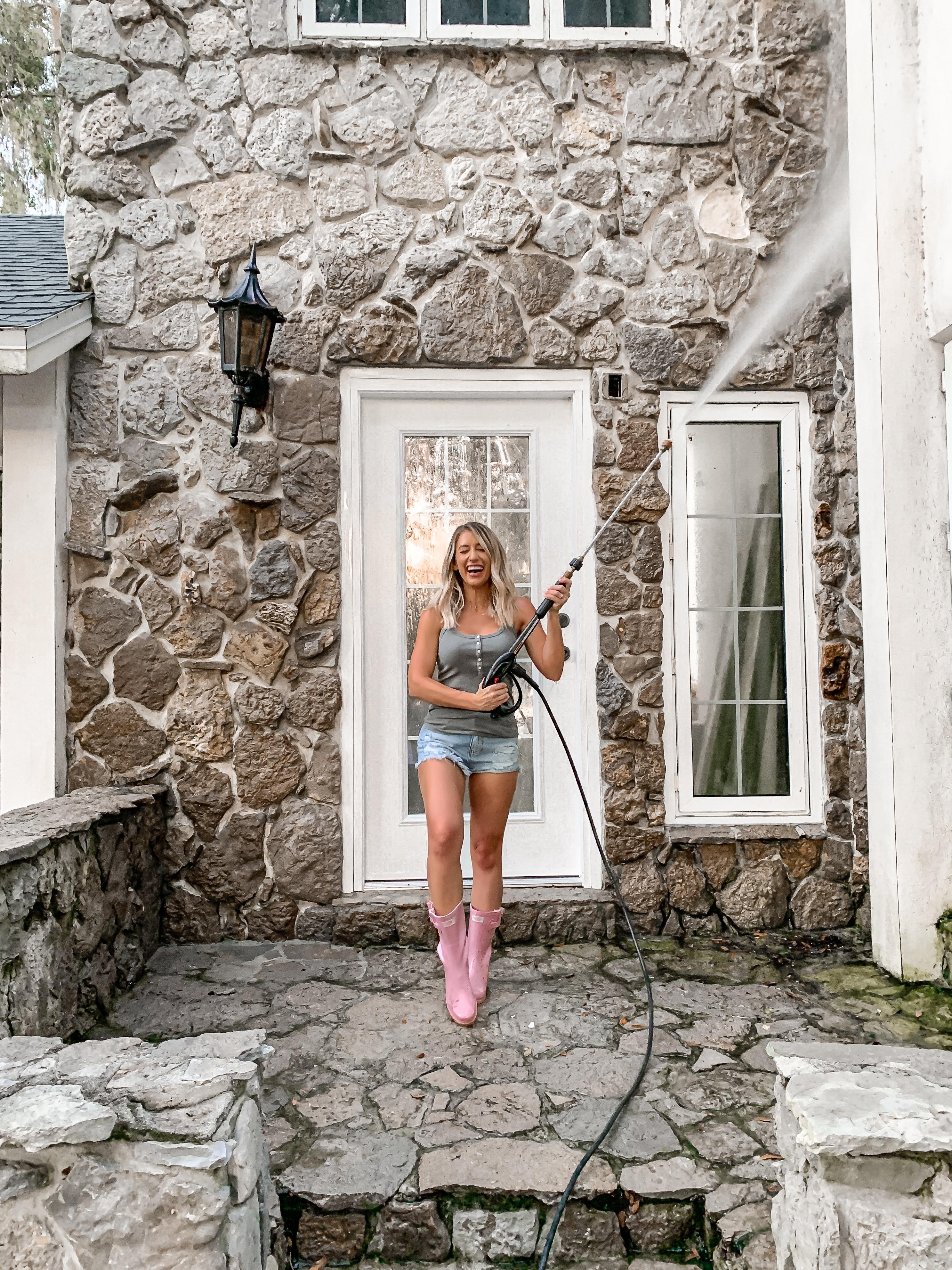 laura beverlin house exterior pressure washing ebay troy built 9