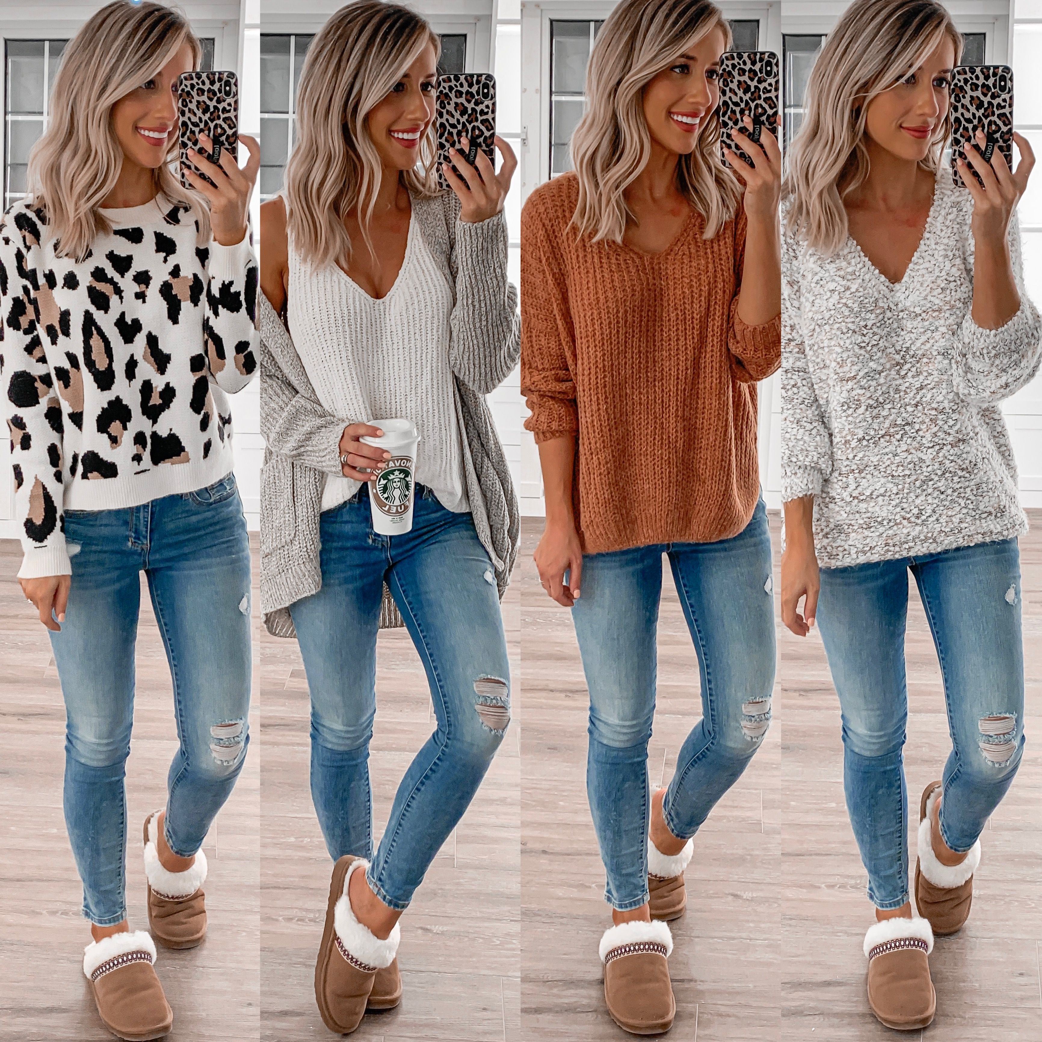 affordable fall outfit idea under $30 laura beverlin