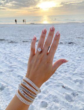 St pete beach florida victoria emerson bracelets laura beverlin1