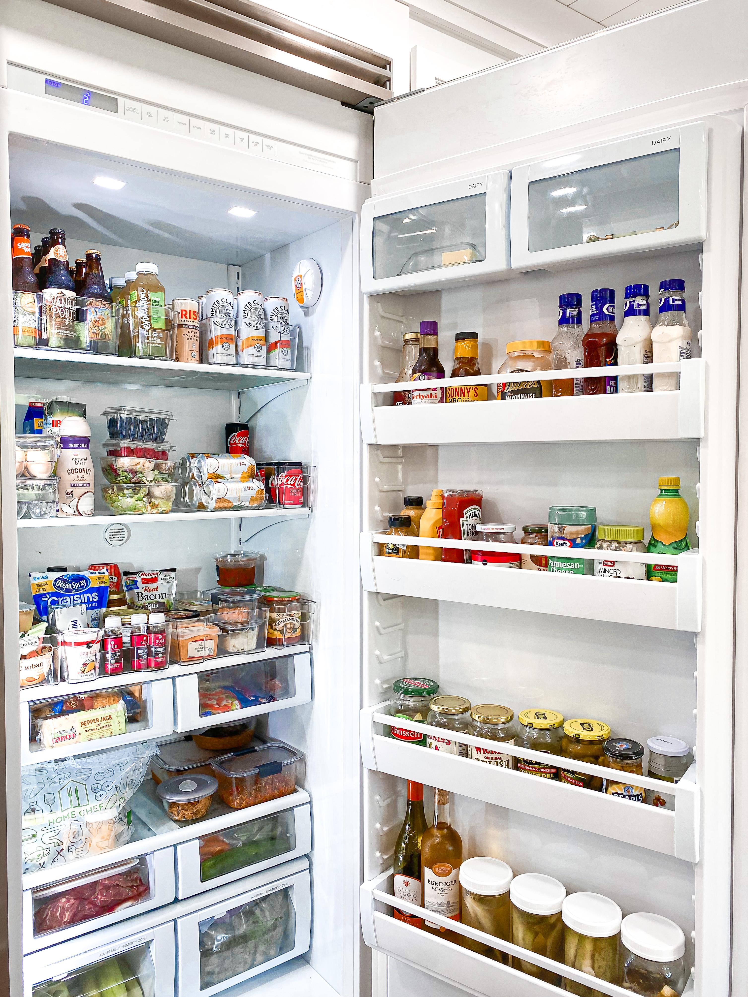 Kitchen Organization Drawer Organizers Frige Organization Laura Beverlin Farmhouse Kitchen Ebay10