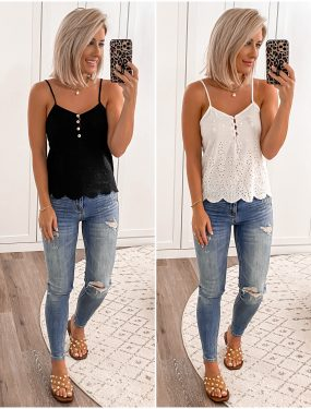 laura beverlin casual summer outfit idea Nordstrom Rack1