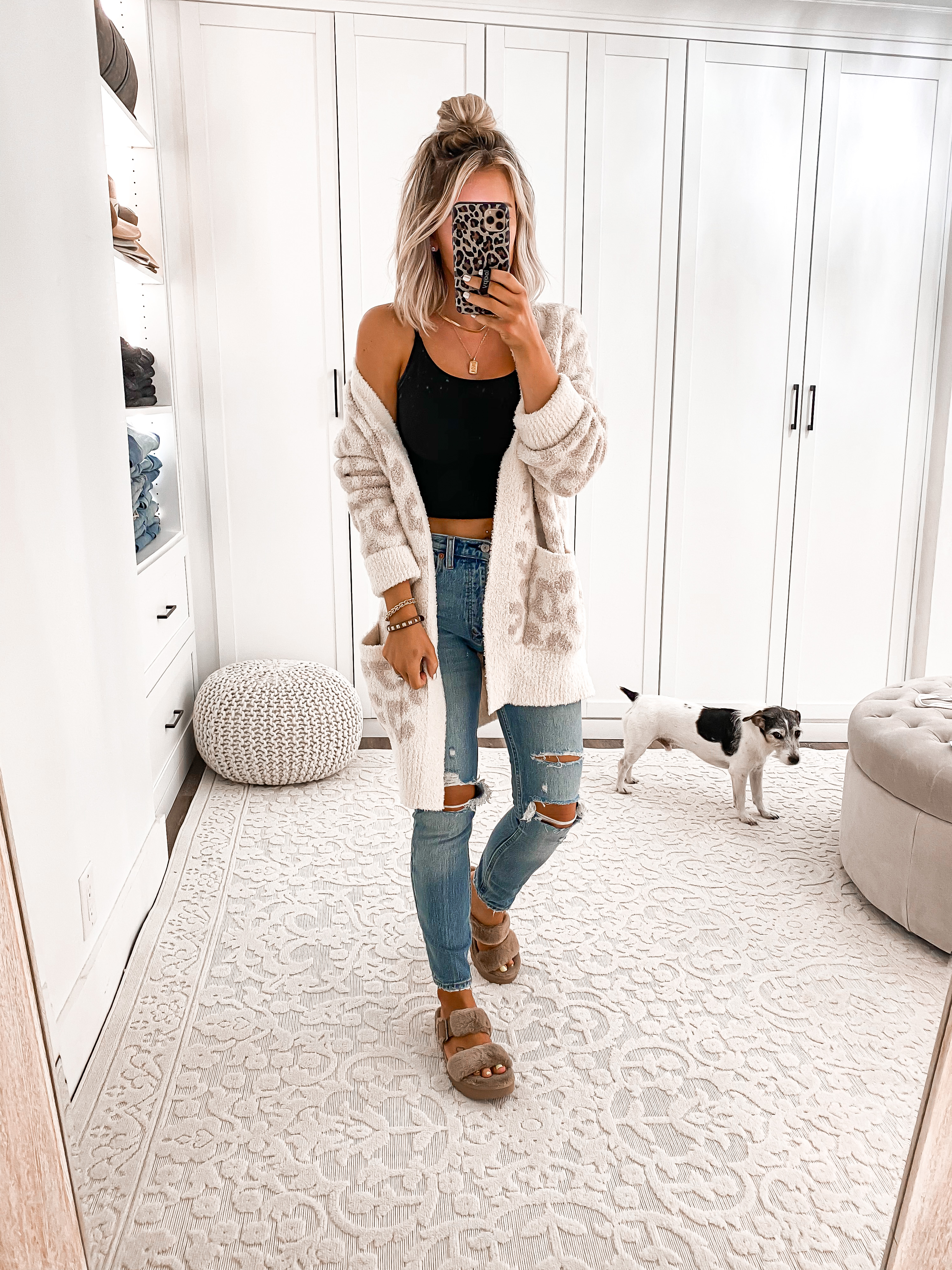 Koolaburra slippers Laura Beverlin1