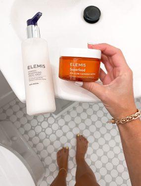 Laura Beverlin Skincare Elemis Mens Skincare routine0