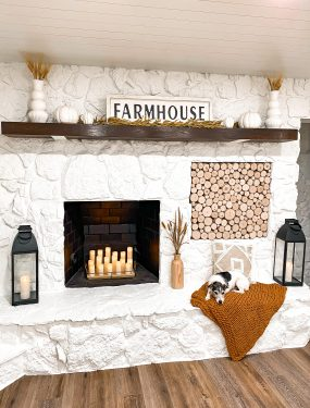 TARGET FALL HOME DECOR FARMHOUSE LAURA BEVERLIN 1