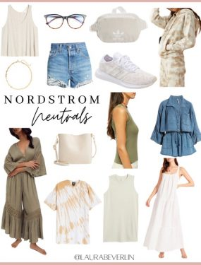 Laura Beverlin Nordstrom Neutral Fashion Finds