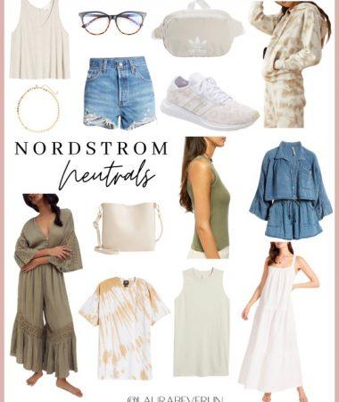 Laura Beverlin Nordstrom Neutral Fashion Finds