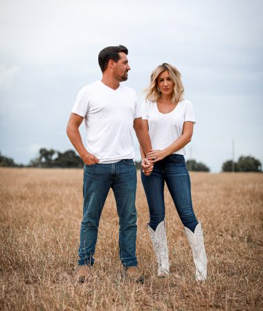 Laura & Marky Beverlin casual couples outfit nordstrom68A1811